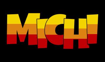 Michi jungle logo