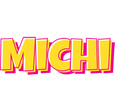 Michi kaboom logo