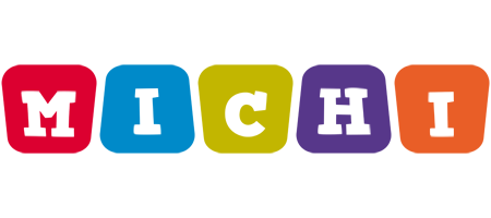Michi kiddo logo