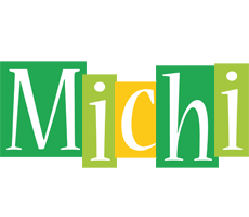 Michi lemonade logo