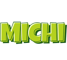 Michi summer logo