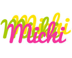 Michi sweets logo