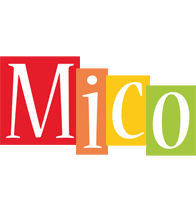 Mico colors logo