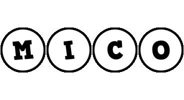 Mico handy logo