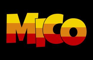 Mico jungle logo