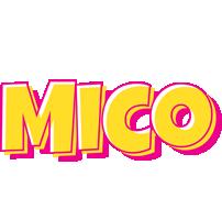 Mico kaboom logo