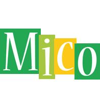 Mico lemonade logo
