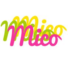 Mico sweets logo