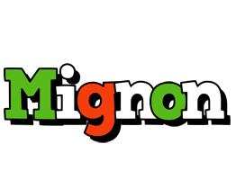 Mignon venezia logo