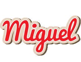 Miguel chocolate logo