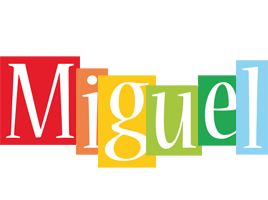 Miguel colors logo