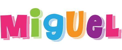 Miguel friday logo