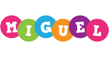 Miguel friends logo