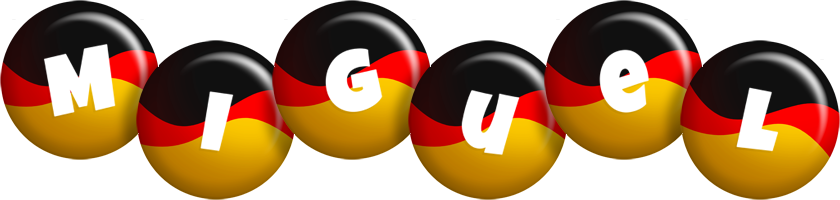 Miguel german logo