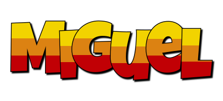 Miguel jungle logo