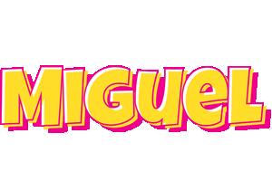 Miguel kaboom logo