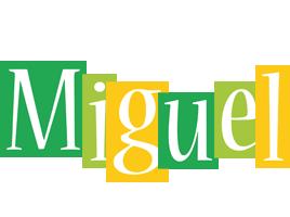 Miguel lemonade logo