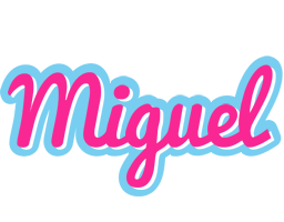 Miguel popstar logo