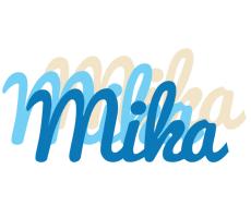 Mika breeze logo