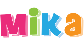 Mika friday logo