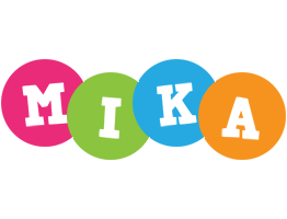 Mika friends logo