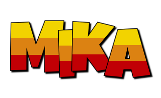 Mika jungle logo
