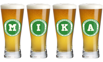 Mika lager logo
