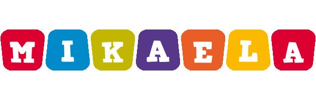 Mikaela kiddo logo