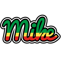 Mike african logo