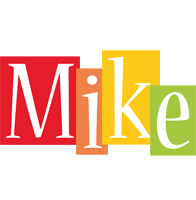 Mike colors logo