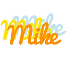 Mike energy logo