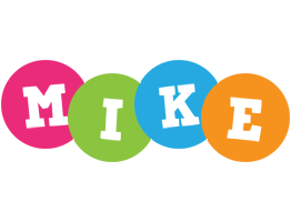 Mike friends logo