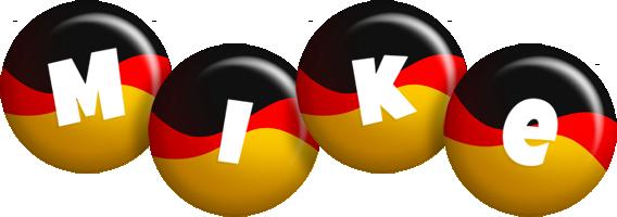 Mike german logo