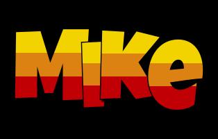 Mike jungle logo