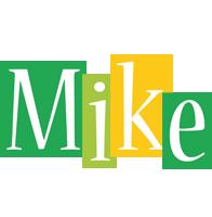Mike lemonade logo