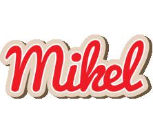 Mikel chocolate logo