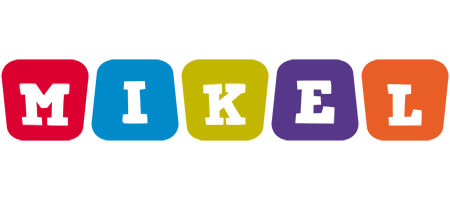 Mikel daycare logo