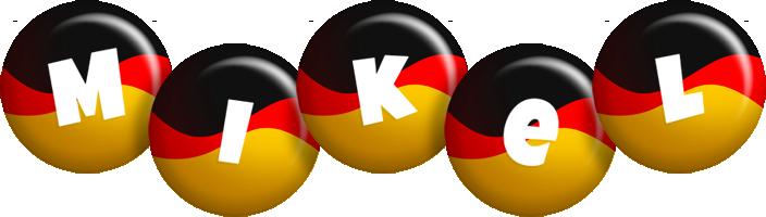 Mikel german logo