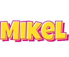 Mikel kaboom logo