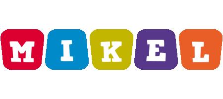 Mikel kiddo logo