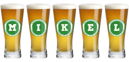 Mikel lager logo