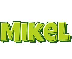 Mikel summer logo