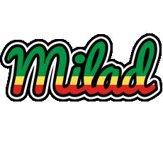 Milad african logo