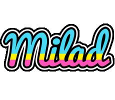 Milad circus logo