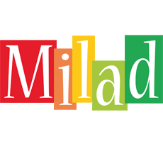 Milad colors logo