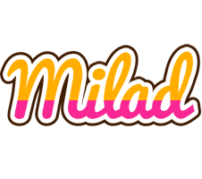 Milad smoothie logo