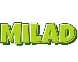 Milad summer logo