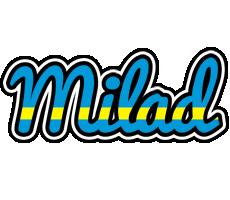 Milad sweden logo