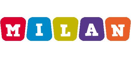 Milan kiddo logo