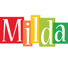 Milda colors logo